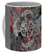 Cosmic Blade  Coffee Mug