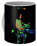 Cosmic Bullfrog Blues Coffee Mug