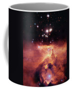 Cosmic Cave Coffee Mug by Jennifer Rondinelli Reilly - Fine Art Photography