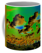 Cosmic Cloud Skyline Coffee Mug