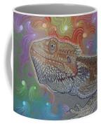 Cosmic Dragon Coffee Mug