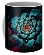 Cosmic Flower Coffee Mug