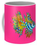 Cosmic Guppy Coffee Mug