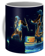 Cosmic Ian And Leaping Martin Coffee Mug