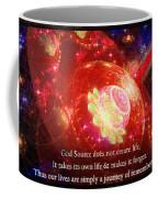 Cosmic Inspiration God Source 2 Coffee Mug