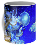 Cosmic Jellies Coffee Mug