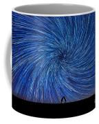 Cosmic Kiss  Coffee Mug