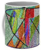 Cosmic Lifeways Mosaic Coffee Mug