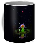 Cosmic Mushroom Coffee Mug