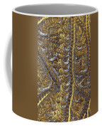 Cosmic Patterns - Hoarfrost Coffee Mug