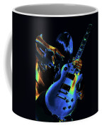 Cosmic Rock Guitar Coffee Mug