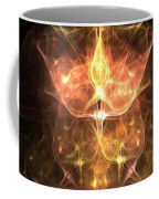 Cosmic Rosebuds Coffee Mug