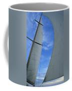 Cosmic Sails Coffee Mug