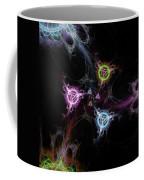 Cosmic Symbols Coffee Mug