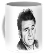 Cosmo Kramer Coffee Mug