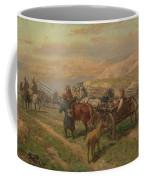 Cossak Convoy Coffee Mug