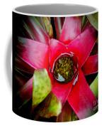 Costa Rica Flower Coffee Mug
