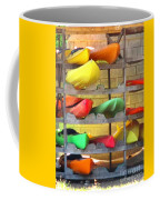 Costa Rica Kayaks Coffee Mug