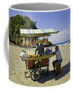 Costa Rica Vendor Coffee Mug