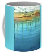 Cote D'azur Harbor Boats Coffee Mug