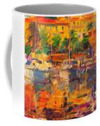 Cote D'azur Reflections Coffee Mug