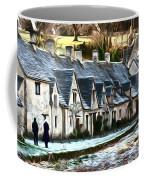 Cotswold Scene Coffee Mug