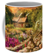 Cottage - There's No Place Like Home Coffee Mug