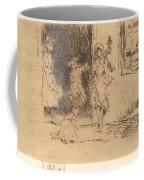 Cottage Door Coffee Mug