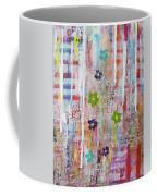 Cottage Flower Garden Coffee Mug
