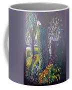 Cottage Flowers Coffee Mug