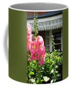 Cottage Garden.  Coffee Mug