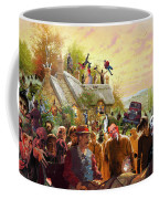 Cottage Of The Living Dead Coffee Mug