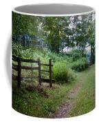 Cottage Path Coffee Mug