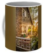 Cottage Sunset In Deep Cove, Nova Scotia Coffee Mug