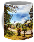 Cottages In A Landscape Coffee Mug