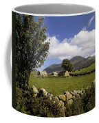 Cottages On A Farm Near The Mourne Coffee Mug