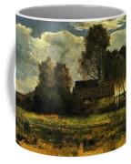 Cottages On The Dachau Marsh 1902 Coffee Mug
