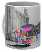 Cotton Candy At The Cne Coffee Mug