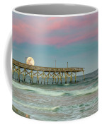 Cotton Candy Moonrise Coffee Mug
