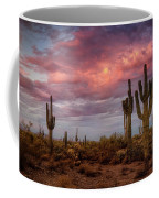 Cotton Candy Pink Sonoran Sunrise  Coffee Mug