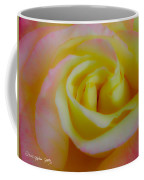 Cotton Candy Roses Coffee Mug