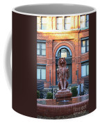 Cotton Exchange Building In Savannah  Coffee Mug