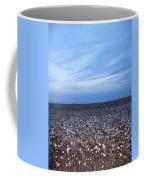 Cotton Fields At Dusk Casa Grande Arizona 2004 Coffee Mug