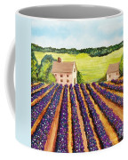 Cotton Fields Coffee Mug
