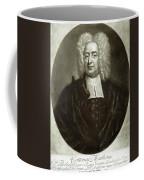 Cotton Mather 1663-1728 Coffee Mug