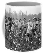 Cotton Planter & Pickers, C1908 Coffee Mug