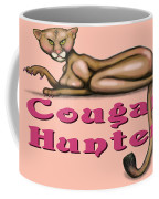 Cougar Hunter Coffee Mug