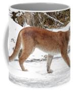 Cougar On The Prowl Coffee Mug