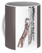 Cougars Tree Coffee Mug