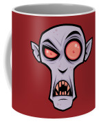 Count Dracula Coffee Mug